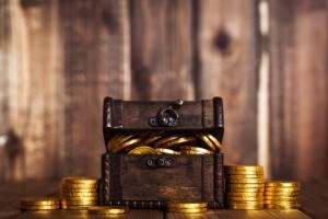 お金と金庫